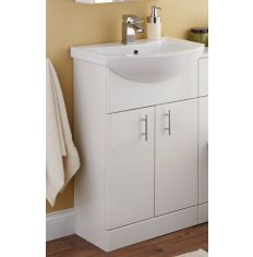 Jubilee 550mm Cabinet With Basin