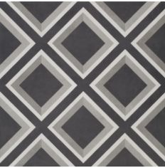 Feature Floors Mary Black 33.1 x 33.1cm