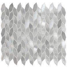 Original Style Gauntlet Grey Silver Mix Mosaic 29.5 x 26cm