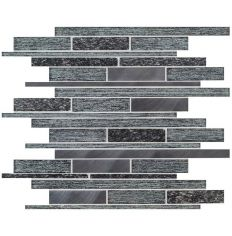 Original Style Tribune Linear Mixed Material Mosaic 31 x 29.8cm new