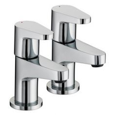 Bristan Quest Basin Taps (Pair)