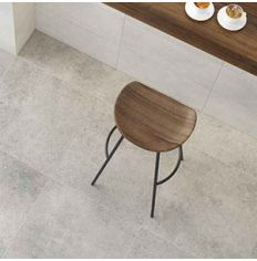 Sanvito Blanco tiles (indoor tiles pictured)