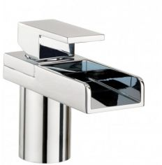 Water Square Basin Monobloc Tap