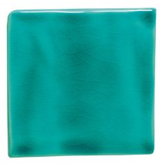 Winchester Classic Deep Turquoise (crazed finish) 12.7 x 12.7cm