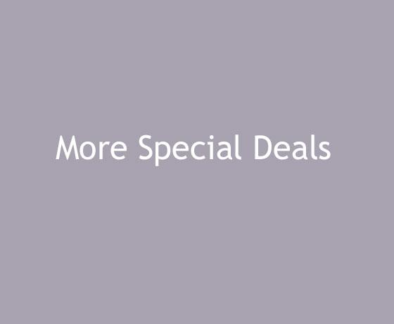 More Special Deals