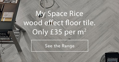 My Space Wood Effect Tile Collection