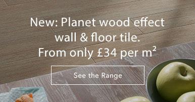 Marazzi Planet Wood Effect Collection
