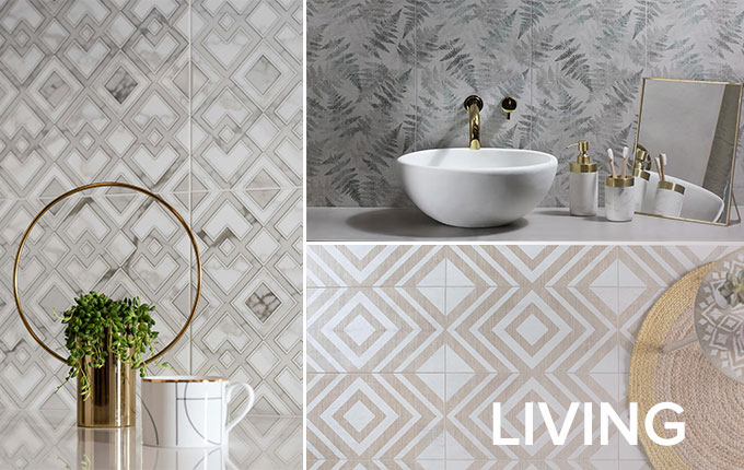 Living tile collection by Original Style