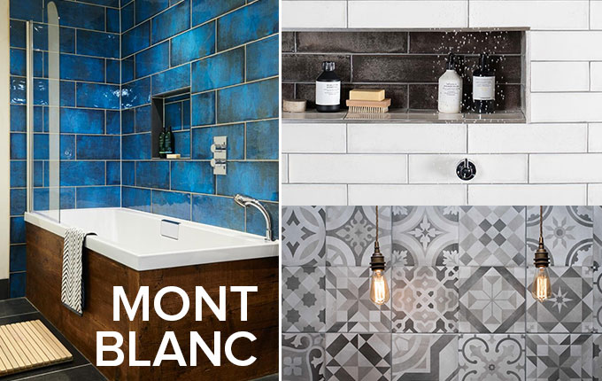 Montblanc tile collection by Original Style