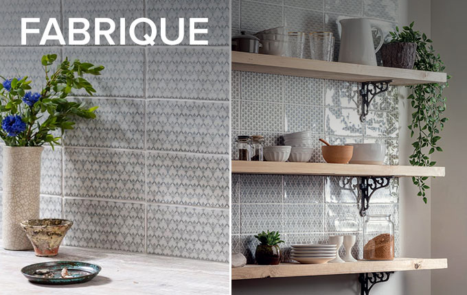 Winchester Residence Fabrique tile collection