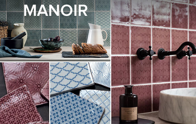 Winchester Residence Manoir tile collection