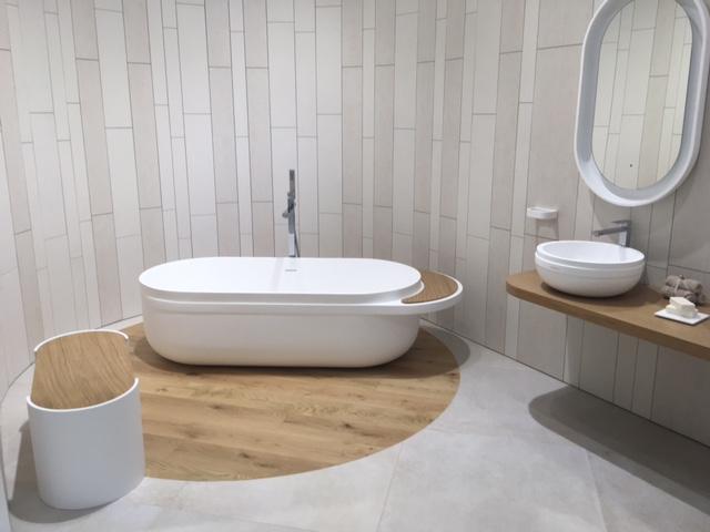 Porcelanosa showrooms villarreal castell n tiles for Porcelanosa bathrooms prices
