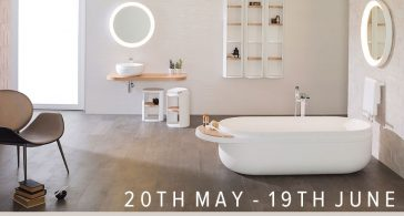 Porcelanosa 40% OFF Sale Starts 20th May 2016