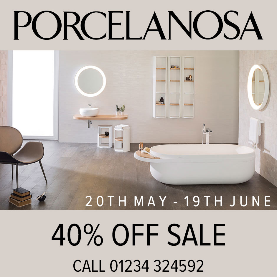 Porcelanosa 40 Off Sale Starts 20th May 2016 Tiles Bathrooms