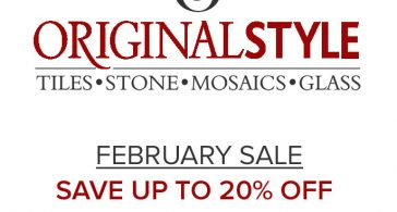 Original Style February Sale Now On