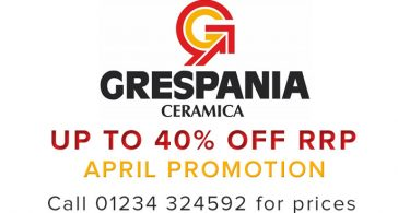 Grespania April Sale - Up to 40% off RRP