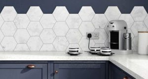 Take the centre stage with HEXAGON TILES