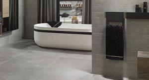 Bottega: Cement effect tiles by Porcelanosa