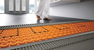 The merits of Schlüter-Systems underfloor heating